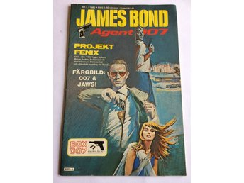 James Bond nr 4 från 1982
