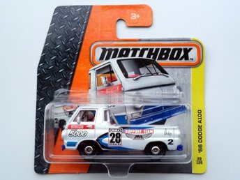 Matchbox - 1966 Dodge A100