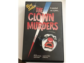 The Clown Murders - VHS