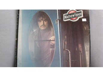 MATTHEW FISHER  ( EX  PROCOL HARUM) -  JOURNEY´S END   RCA    LP    1973