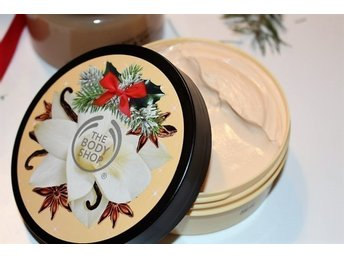 The Body Shop Vanilla Chai Body Butter 200 ml Ny/Oöppnad!