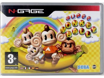 N-Gage Super Monkey Ball -  - PAL (EU)