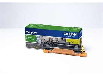 Toner Brother TN247Y 2300 pages, Yellow
