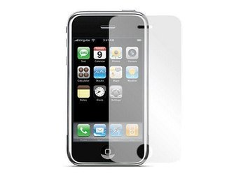 Screen Guard Protector iPhone 3G 3GS clear