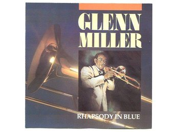 Glenn Miller -Rhapsody in blue CD Us press 1988 12-tracks