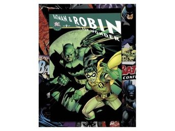 Batman Miniaffisch Covers M28