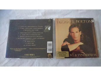 Michael Bolton - Time, Love & Tenderness - Helsingborg - Michael Bolton - Time, Love & Tenderness - Helsingborg