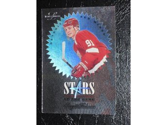 1995-96 Sergei Fedorov #11 Stars Of The Game Leaf Limited - Tingsryd - 1995-96 Sergei Fedorov #11 Stars Of The Game Leaf Limited - Tingsryd