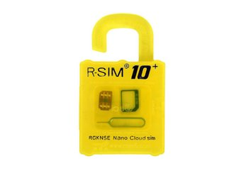 R-SIM 10+ Unlock Simkort till iPhone 6 Plus/6/5/5S/5C