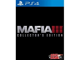 Mafia III (3) Collectors Edition