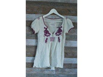 "Odd Molly ""Cotton Embroided Blouse"" (327) - Blus/Tunika - Storlek 0/XS - Rydebäck - Odd Molly ""Cotton Embroided Blouse"" (327) - Blus/Tunika - Storlek 0/XS - Rydebäck"