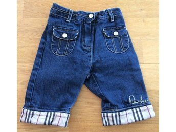 Burberry - Jeans - strl. 68/6 md.