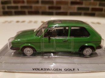 VW Golf 1, 1:43 , De Agostini - Ny i förpackning! - Kista - VW Golf 1, 1:43 , De Agostini - Ny i förpackning! - Kista
