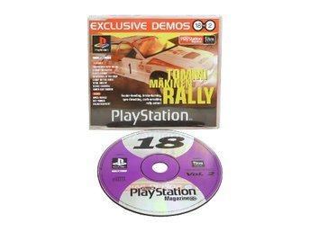 Demo från Official UK Playstation Magazine Disc 18 vol 2