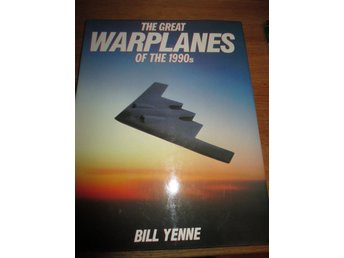 Krigsflyg, The great warplanes of the 1990´s, Bill Yenne, SAAB Viggen mm, Flyg