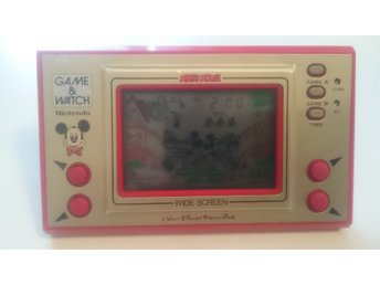 Game and watch Mickey