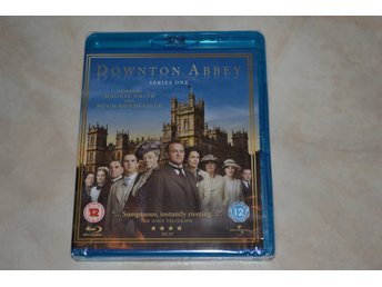 Downton Abbey Series 1 Säsong 1 (2010) Film Bluray Nyskick