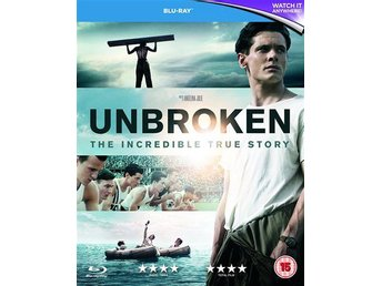 Unbroken (Angelina Jolie, Jack O'Connell - Bluray Blu-Ray