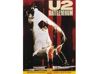 U2 - Rattle and Hum-Dokumentär från 1987 med U2.