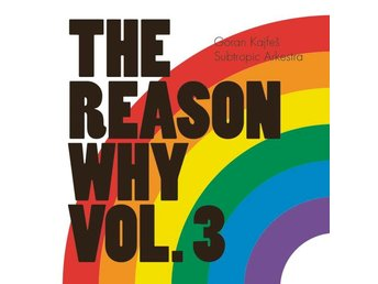 Kajfes Goran: Reason why vol 3 (Vinyl LP)