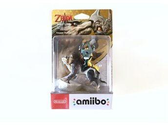 Wolf Link Amiibo. Nintendo Switch och Wii U Zelda Breath of the Wild Skyrim