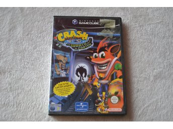 Crash Bandicoot: The Wrath of Cortex Nintendo Gamecube