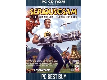 PC - Serious Sam: The Second Encounter (Beg)