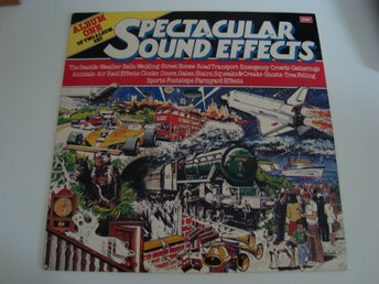Spectacular Sound Effects.Animals, Clocks,Bells, Ghosts etc