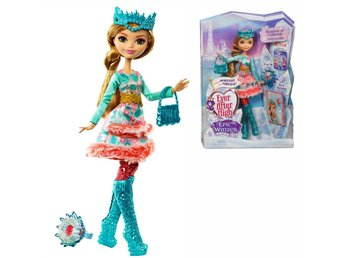 Ever After High - Ashlynn Ella - Epic Winter docka