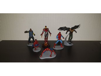 Spider-Man Homecoming 6-pack