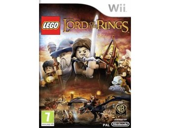 Lego Lord of the Rings till Nintendo Wii