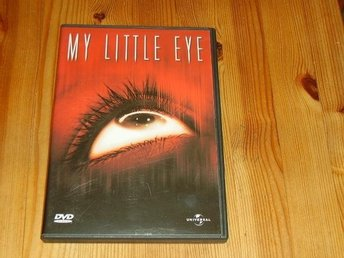 MY LITTLE EYE SVENSK TEXT DVD I BRA BEG SKICK