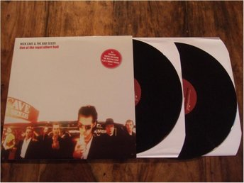 Nick Cave & The Bad Seeds / Live At The Royal Albert Hall (2 LP / NYSKICK)