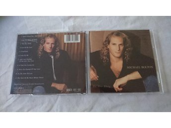 Michael Bolton - The one thing - Helsingborg - Michael Bolton - The one thing - Helsingborg