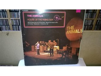 The Animals - House Of The Rising Sun, LP