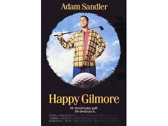 HAPPY GILMORE - DVD
