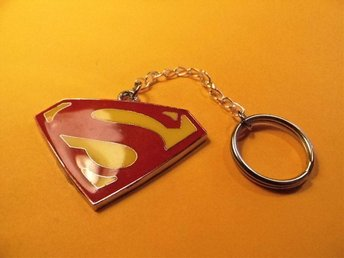 Superman nyckelring / Superman keyring