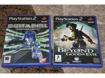 beyond good & evil + ghost in the shell