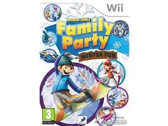 Family Party Winter Fun - Nintendo Wii - Varberg - Family Party Winter Fun - Nintendo Wii - Varberg