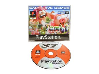 Demo från Official UK Playstation Magazine Disc 19 vol 2