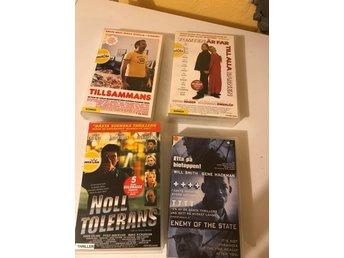 VHS filmer - Kävlinge - VHS filmer - Kävlinge