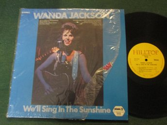 "Wanda Jackson ""We'll Sing In The Sunshine"""