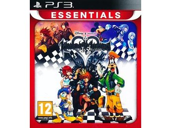 Kingdom Hearts 1.5 Remix Ess. (PS3)
