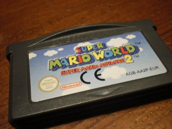 Super Mario World, Super Mario Advance 2