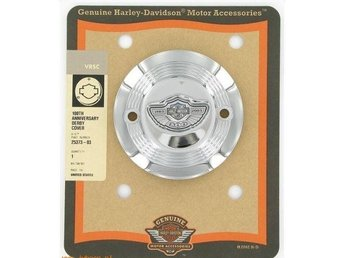 Harley Davidson 100th Anniversary Derby Cover For VRSCs 25373-03
