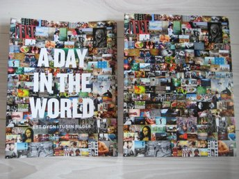 FOTOBOK: A DAY IN THE WORLD, ETT DYGN I TUSEN BILDER