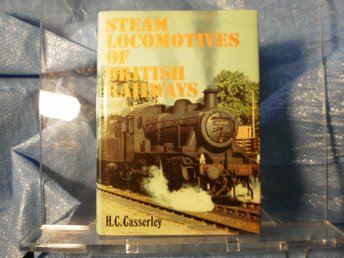 Steam Locomotives of British Railways