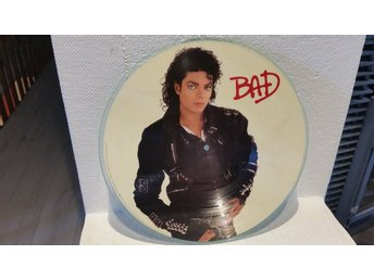 Michael Jackson - Bad (picturedisc)