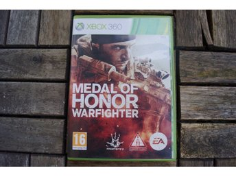 XBOX 360 Spel - Medal of Honor - Warfighter