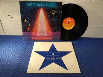 Earth Wind + Fire - Electric Universe Holl Orig-83 !!!!!